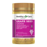 【澳洲仓】Healthy Care HC Grape Seed 葡萄籽300粒