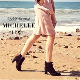 【ag亚游|首页仓】EVER UGG 11991 MICHELLE 毛球中跟靴