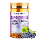 Healthy Care HC Grape Seed 葡萄籽300粒