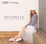 【澳洲仓】【清仓】EVER UGG 11676 ANNABELLE 珠光白菱格纹泡芙鞋