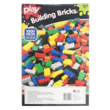 Play Studio building bricks 积木玩具 1000片 6岁以上