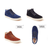 【澳洲仓】OZWEAR UGG OB190 WILDER MEN'S ZIP SNEAKER
