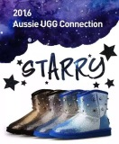 【清仓】AUSSIE CONNECTION UGG ACGLT-M 星辰款 铆钉glitter