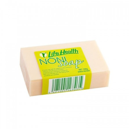 LifeHealth Noni soap 天然诺丽美肤皂 100g